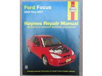 Ford Focus - Haynes Repair Manual: