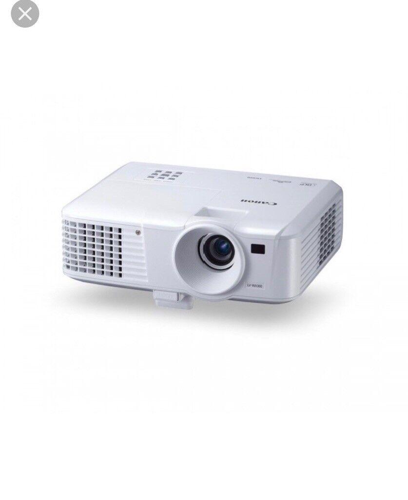 New Canon multimedia hdmi projector tv Xbox PS4 laptop Lv
