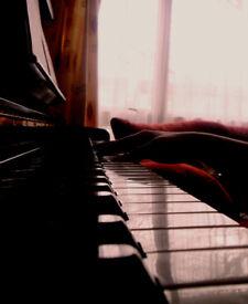 Piano Teacher Available