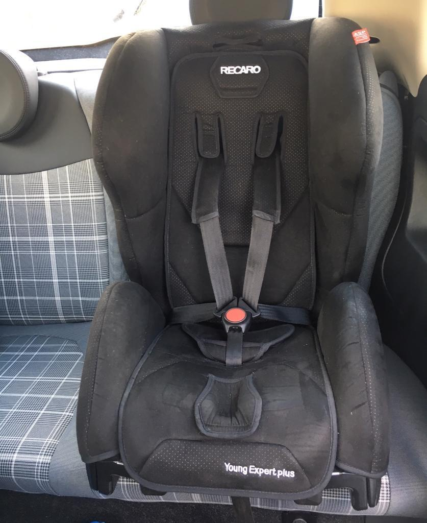 Recaro Young Expert Plus Car Seat AND Isofix Base   in Rayleigh ...