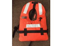 Life Jacket/Buoyancy Aid. Cash on collection