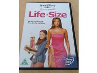 Life Size (2000) and Sister Act (1992) DVDs