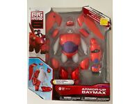 Baymax Armour-Up Boxed