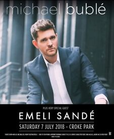 Michael buble tickets at a reduced rate