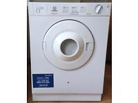 Indesit IS31V compact size mini tumble dryer with free tailored cover vgc