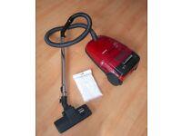 Siemens Vacuum cleaner Electronic 720 Super E