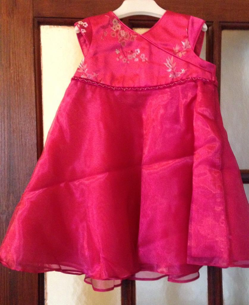 Dress Aged 12-18 months