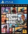 Grand Theft Auto 5 (GTA V) Premium Edition (PlayStation 4)