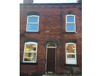WOW 2 BED TERRACED HOUSE BEESTON -AVAILABLE ASAP DSS ACCEPTED - FURNISHED AVAILABLE ASAP