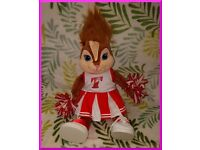Build a Bear Alvin and the Chipmunks soft