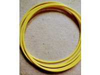 5 HULA HOOPS (60cm / 24 inches) FOR ONLY £10 - BARGAIN