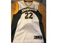 Sonics Basketball Jersey - Medium
