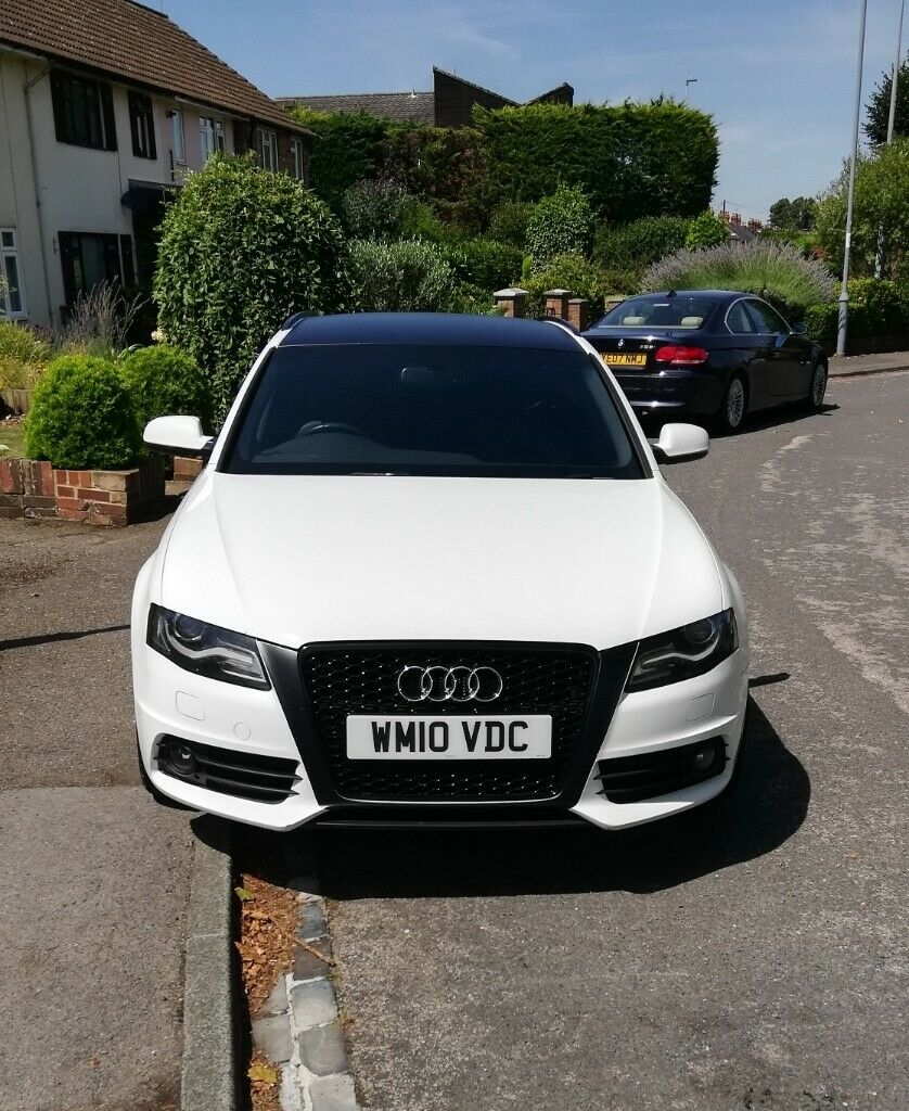 Audi A4 B8 2 0 TFSI Avant S-Line Quattro 211bhp 2010 Manual Sp  Ed  | in  Maidenhead, Berkshire | Gumtree