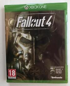 Fallout 4 for Xbox One Brand New