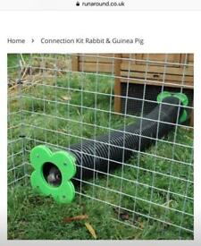 Runaround Small Pet Connection Kit - Like New
