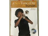 Trumpet book - 'A New Tune A Day for Trumpet' Book 1 by Brian Thomson