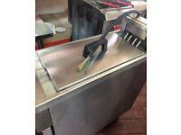Falcon single chips fryer EU161 SR