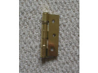 Smith & Locke Brass Plated Hinges - brand new