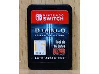 Diablo III Eternal Collection Nintendo Switch Game