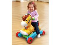 VTech's 2-in-1 Gallop and Rock Learning Pony BRAND NEW IN BOX