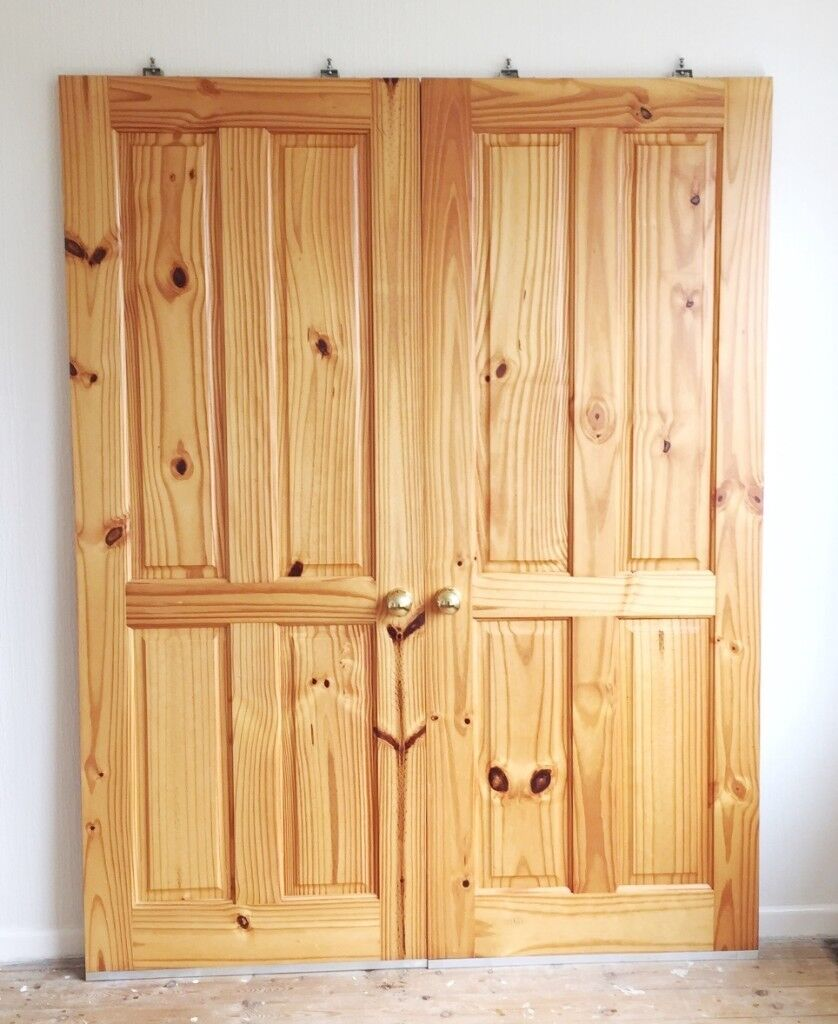 Pine Sliding Doors In Disley Manchester Gumtree