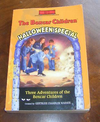 Halloween Special Children (The Boxcar Children Halloween Special Chandler)