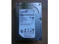 1TB Seagate SATA Hard Disk (SV35 Series)