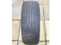 2 TYRES 195/50/15 Never used, like new £25 each