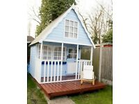 Wooden Wendy House, Playhouse for sale