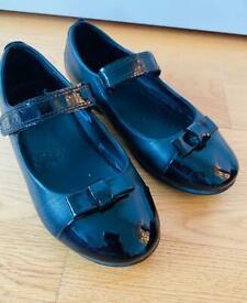 Girls Ecco shoes size 12