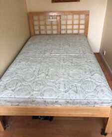 Small double Bed - collection only