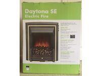 Daytona SE Electric Fire