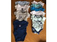 0-3 Months bodysuit bundle