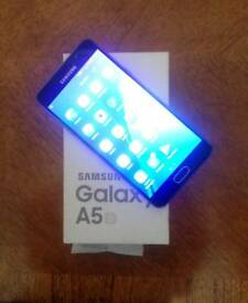 Samsung galaxy A5 616gb unlocked like new with box and accessories