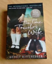 The Time Travelers Wife book