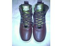 Nike airforce 1 watershield size 7 uk