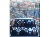 Mixed watches all brands