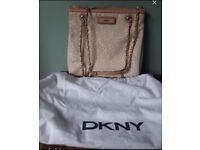 Dkny handbag with dust cover