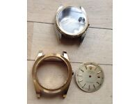Vintage Rolex Oyster (Style) Cases and Dial Day Date