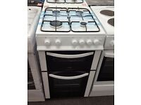 New graded LOGIK gas cooker 50 cm for sale in Coventry 12 month warranty
