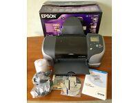 Epson Stylus Photo 925 Standard Inkjet Printer
