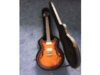 Ibanez AS100 Semi Hollowbody Electric Guitar (Gibson 335 Style)