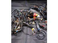 S1 escort rs turbo full wiring loom
