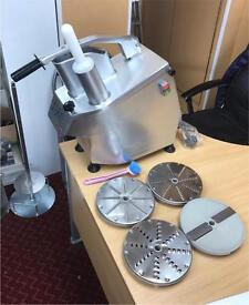 Commercial electric vegetable cutter