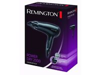 Remington Powerdry 2000W Hair Dryer D3010