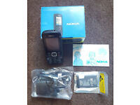 Nokia C1-02 in a Box with all the Accessories - SIM FREE UNLOCKED To All Networks