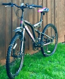 Boss Stealth Woman's Mountain Bike