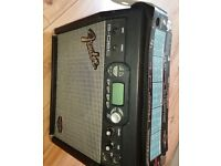fender G-DEC practice amp with buit in effects