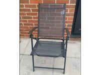 Garden Outdoor Patio Chair Foldable