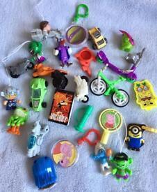 Bundle of kinder toys